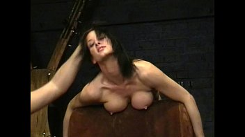 nipple is tied up and tormented in different ways