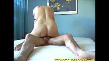 amateur video with hairy blonde and her fucker
