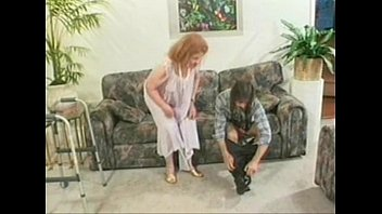 horny aunt finds out her nanny neighbor masturbating